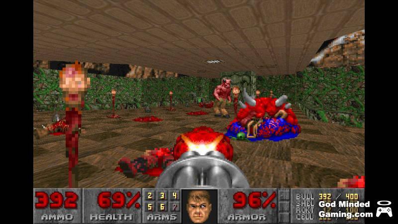 Review Doom 1993