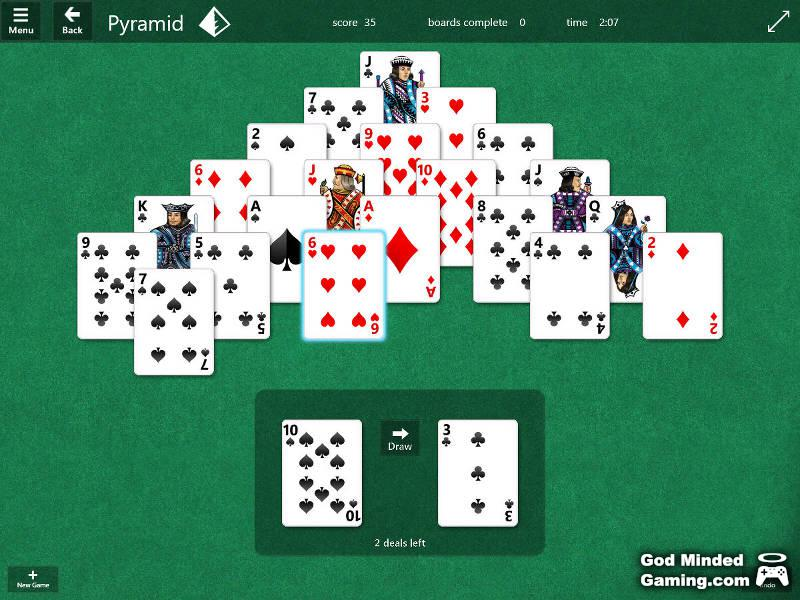 review microsoft solitaire collection